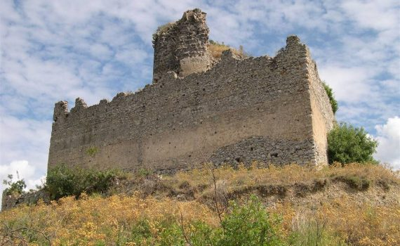 San Cipriano Picentino Castle Ruins for sale