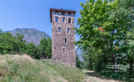 Savoie France Medieval Watchtower for sale