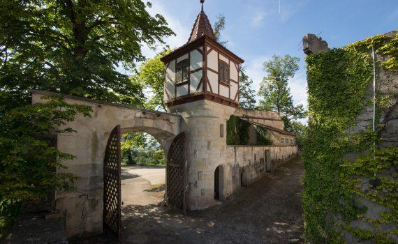 Schloss Roseck Germany for sale