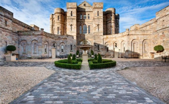 Seton Castle for sale East Lothian