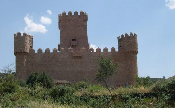 Siguenza Spain Castle for sale