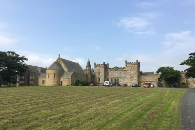 Sneaton Castle for sale including priory