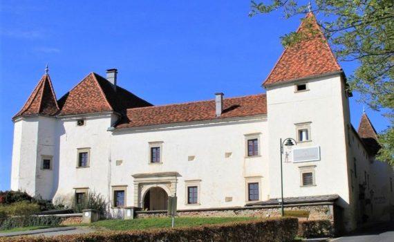 Stubenberg Austria Castle Hotel for sale