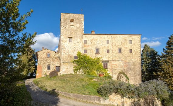 Tavernelle Tuscany Castle for sale