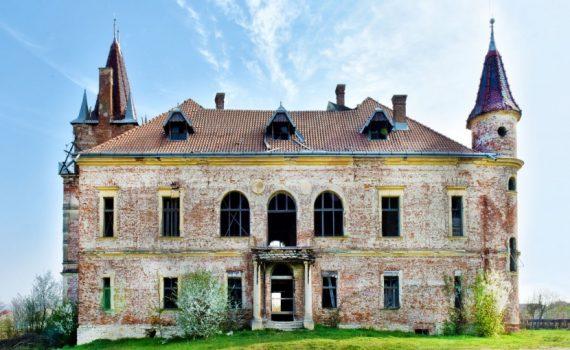 Teleki Castle for sale Romania