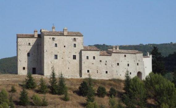 Todi Italy Medieval Hilltop Castle