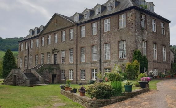 Troy House Monmouth Wales for sale