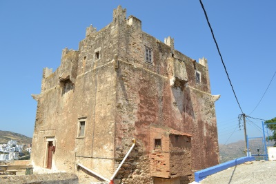 Venetian Tower Naxos for sale