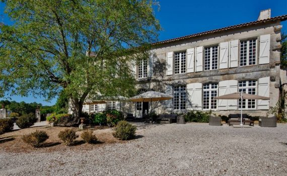 Village Chateau for sale Perigord Vert
