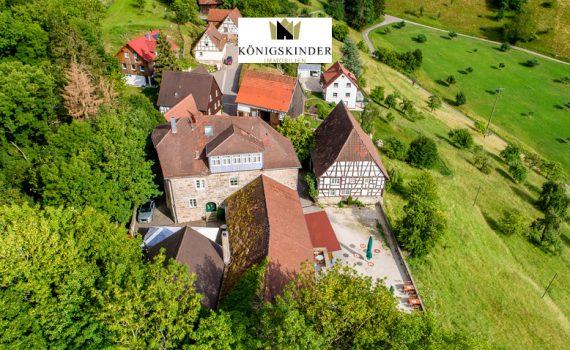 Waldenstein Castle Baden-Württemberg Germany for sale