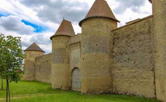 XIII Poitiers Castle for sale