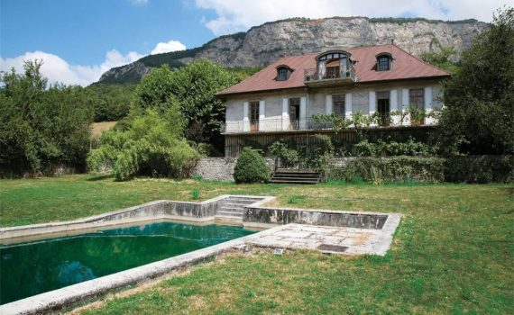 XIV Century Bonneville Chateau for sale