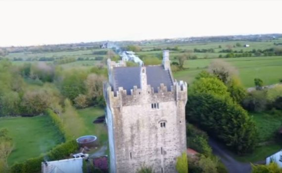 caherkinmonwee castle for sale