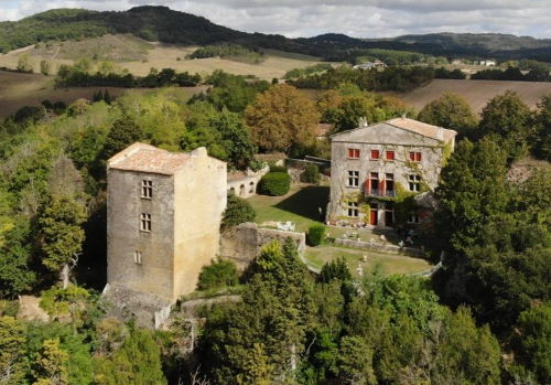 Mirepoix France Historic Property originating from 10th century castle