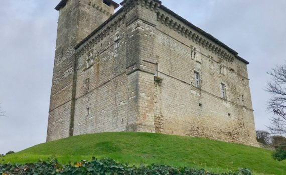 14th and 16th Century Chateau Gers France for sale 2