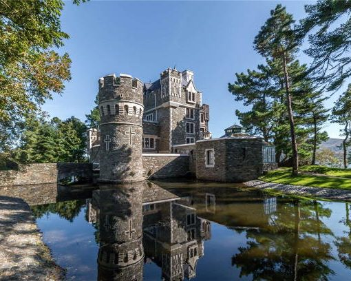 An Culu Castle Ireland sold by Savills thumb