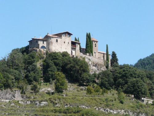 Castell de Llaes Spain thumb