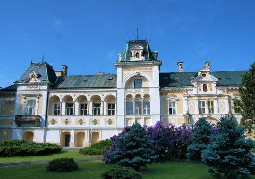 Chateau Světlá nad Sázavou Czech Republic For Sale 1 thumb