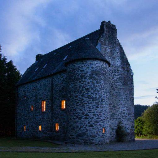 Kilmartin Castle Scotland Owner Interview 13