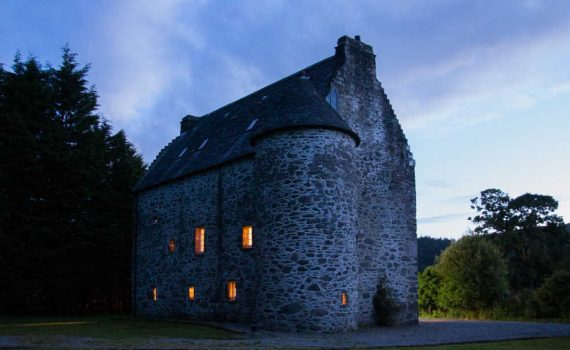Kilmartin Castle Scotland Owner Interview 13