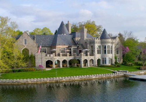 Lakeside Castle for sale Kansas City Missouri Sothebys thumb