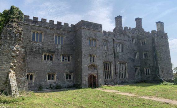 Pencoed Castle for sale Wales 1