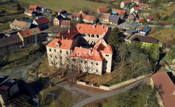 Renaissance Chateau for sale Encovany Czech Republic 1
