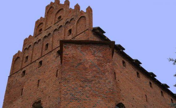Teutonic Knights Castle for sale in Poland - Barciany Zamek thumb
