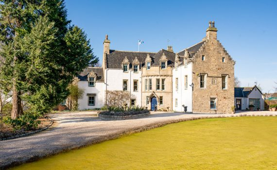 Listed 16th Century Scottish Home for sale 1